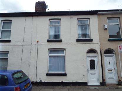3 Bedrooms Terraced House for sale in Goschen Street, Old Swan, Liverpool, Merseyside, L13