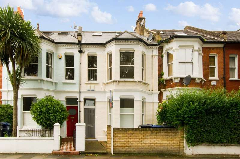 2 Bedrooms Flat for sale in Newton Avenue, Acton, W3