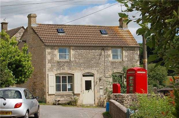 1 Bedroom Cottage House for sale in Lynch Road, France Lynch, Stroud, Gloucestershire, GL6 8LR