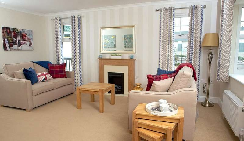 2 Bedrooms Park Home Mobile Home for sale in Park 2, Eastern Green, Penzance
