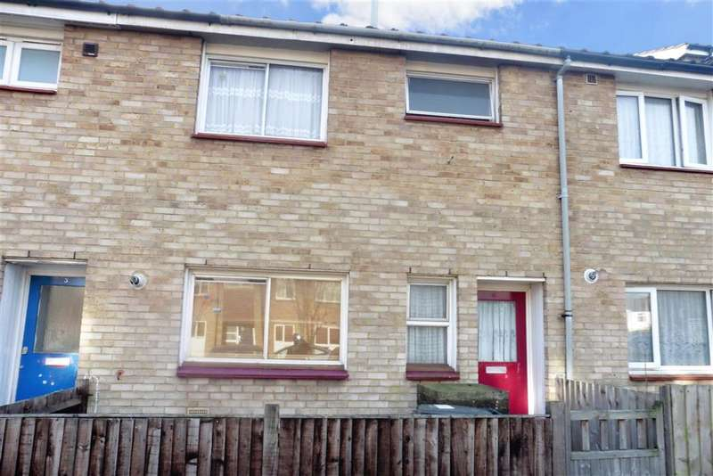 3 Bedrooms Terraced House for sale in Shoreham Close, Croydon, Lower Addiscombe, Surrey
