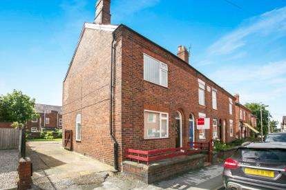 2 Bedrooms End Of Terrace House for sale in Lydyett Lane, Barnton, Northwich, Cheshire