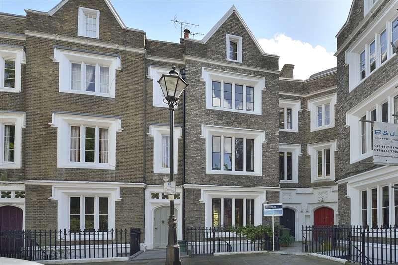 6 Bedrooms Terraced House for sale in Lonsdale Square, London, N1