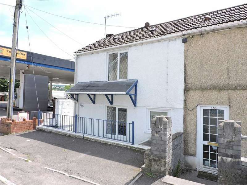 2 Bedrooms Property for sale in Swansea Road, Trebanos
