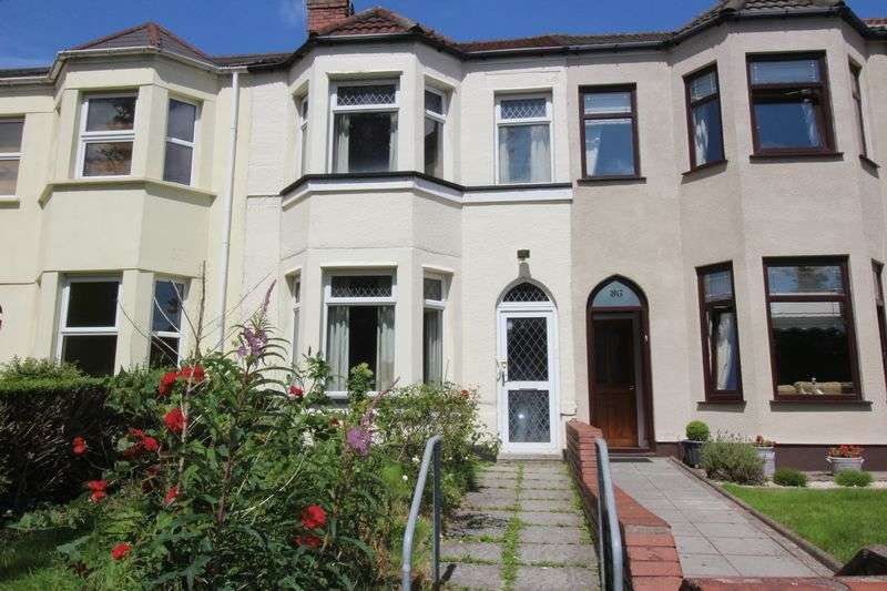 3 Bedrooms Terraced House for sale in Risca Road, Newport