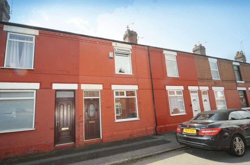 2 Bedrooms House for sale in Slater Street, Warrington