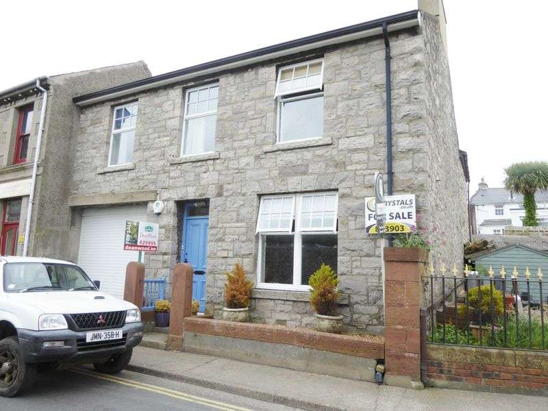 4 Bedrooms Terraced House for sale in Hope Street, Castletown