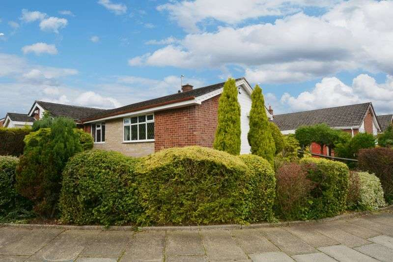 2 Bedrooms Semi Detached Bungalow for sale in Troutbeck Road, Gatley, Cheadle