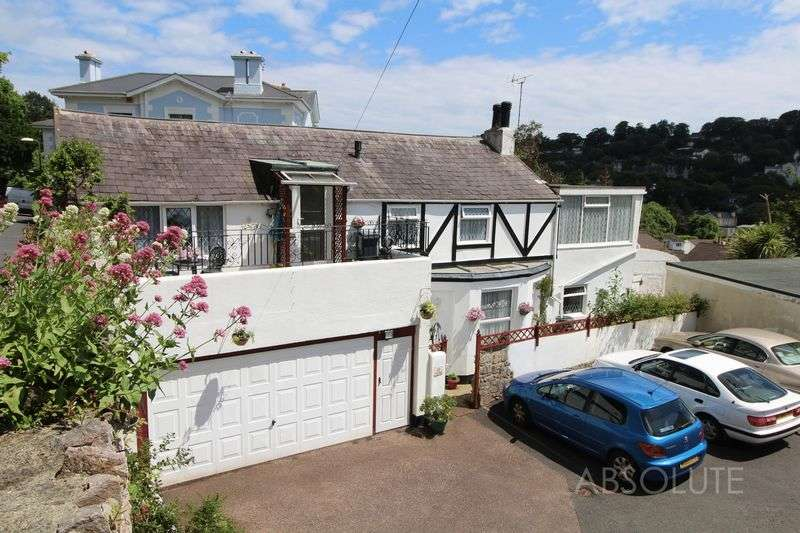 3 Bedrooms Detached House for sale in Lower Warberry Road, Torquay