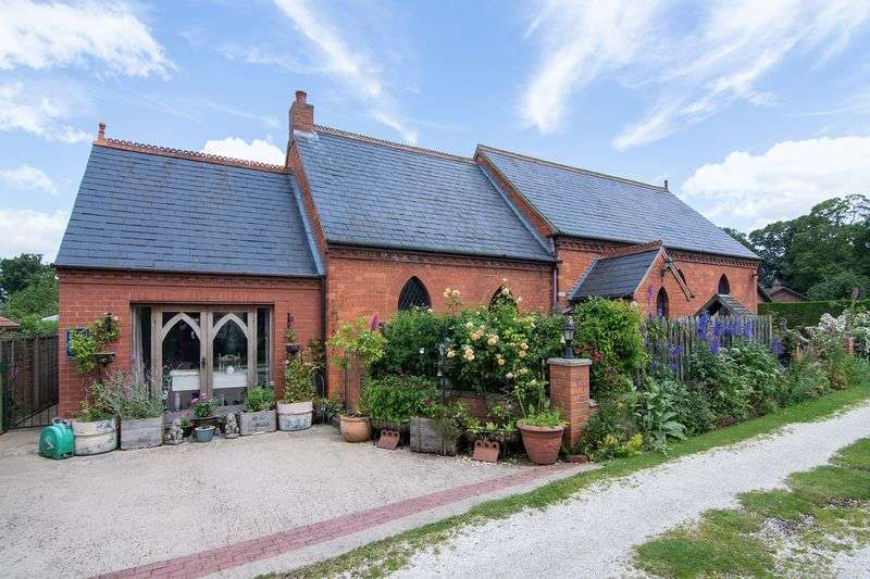 3 Bedrooms Detached House for sale in Little Steeping, Spilsby