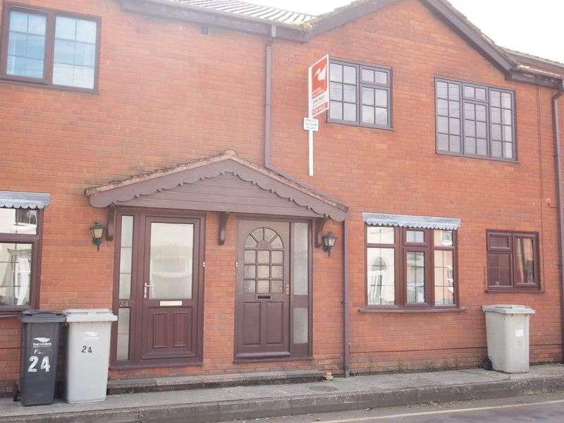 2 Bedrooms Flat for sale in Reynard Street, Spilsby