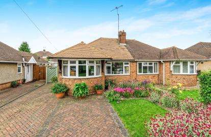 3 Bedrooms Bungalow for sale in Byron Road, Luton, Bedfordshire