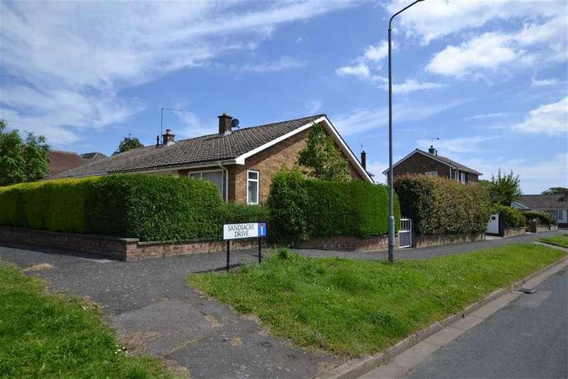 2 Bedrooms Property for sale in Sandsacre Drive, Bridlington, YO16