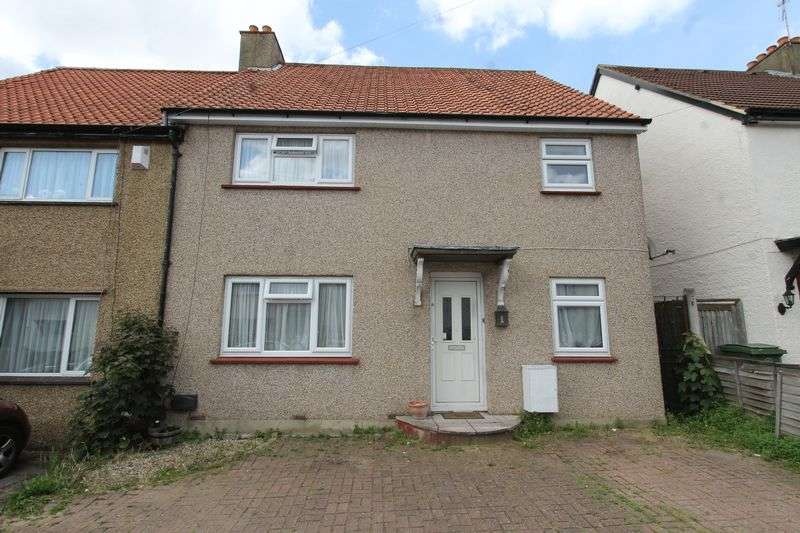 4 Bedrooms Semi Detached House for sale in Bourne Way, Sutton