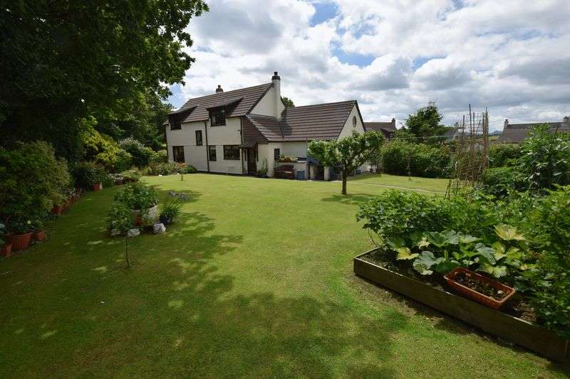 3 Bedrooms Detached House for sale in Trebullett, Launceston