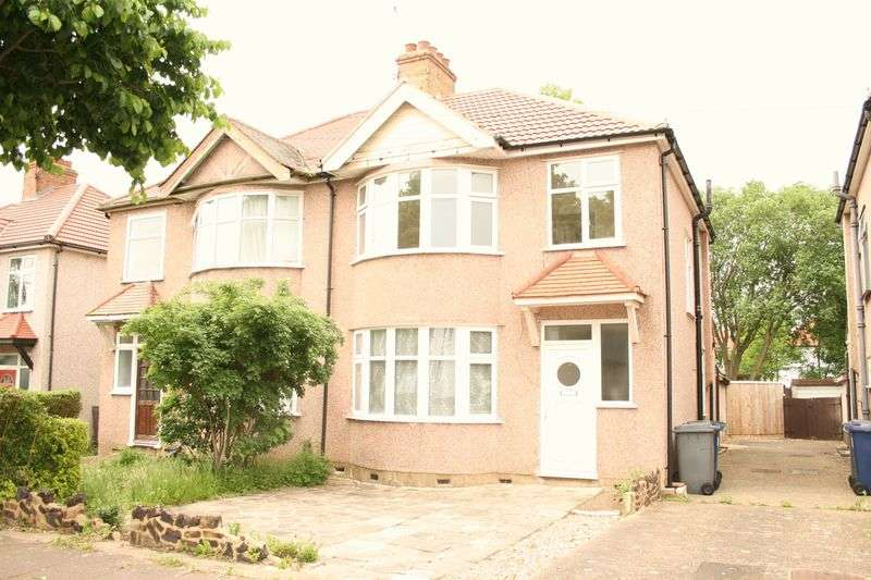 3 Bedrooms Semi Detached House for sale in Newly renovated CHAIN FREE 3 bedroom family home in sought after location - HA8/NW7 Borders