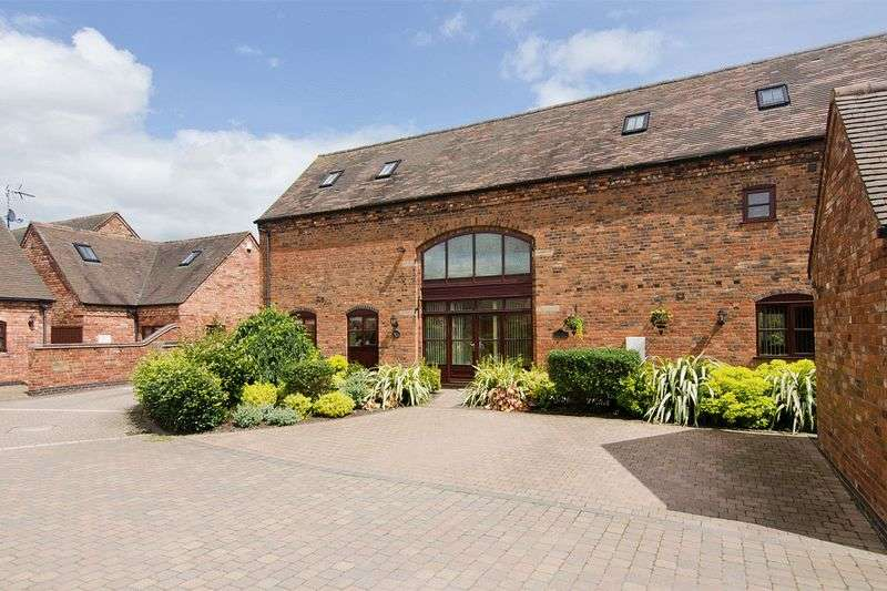 5 Bedrooms House for sale in The Hayloft, Saredon Hall Farm, Great Saredon