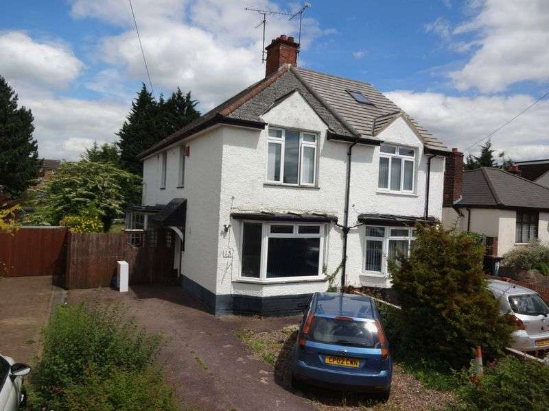 3 Bedrooms Semi Detached House for sale in Leagrave