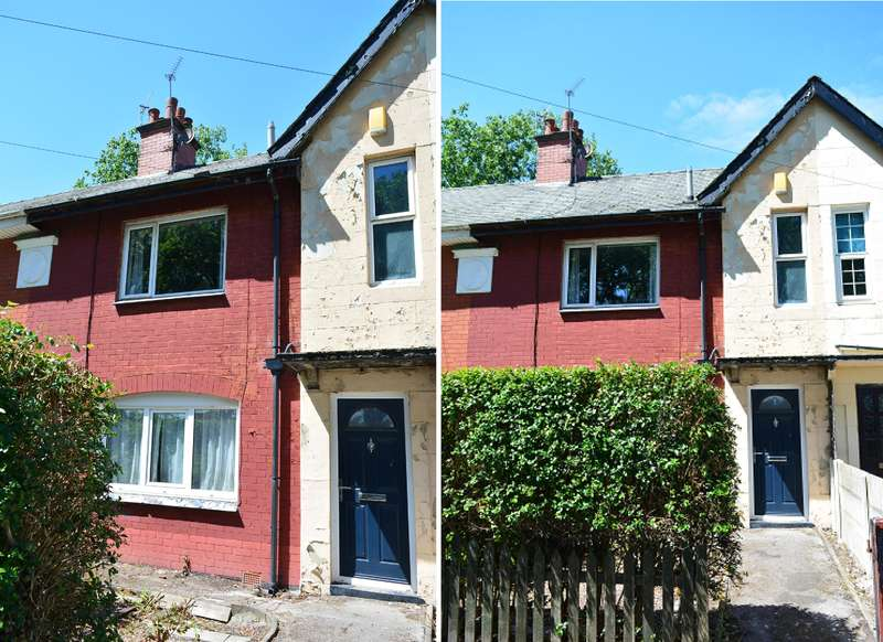 3 Bedrooms Terraced House for sale in Stirling Road, Layton, Blackpool, FY3 8RX