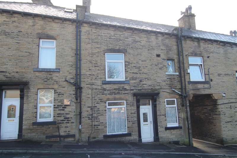 4 Bedrooms Terraced House for sale in Iona Street, Halifax