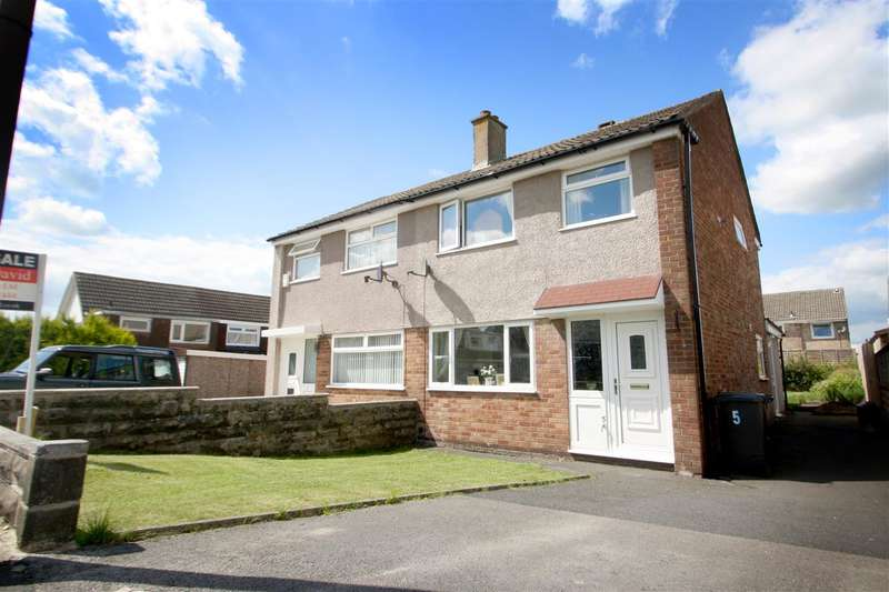 3 Bedrooms Semi Detached House for sale in Moor Top Road, Norton Tower, Halifax