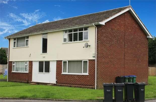 1 Bedroom Flat for sale in Oak Close, Tipton, West Midlands