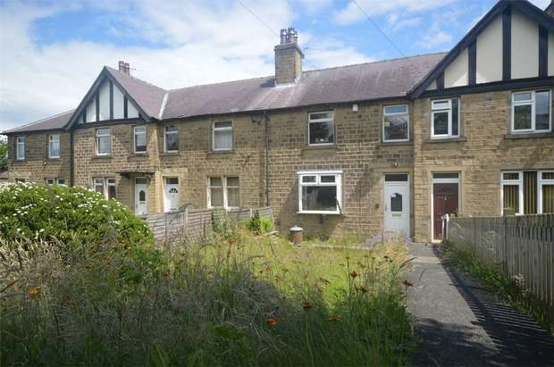 3 Bedrooms Town House for sale in Farfield Road, HUDDERSFIELD, West Yorkshire
