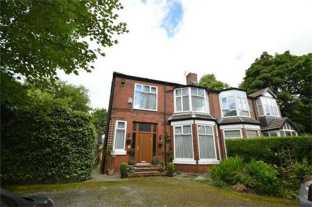 5 Bedrooms Semi Detached House for sale in Rutland Drive, SALFORD, Greater Manchester