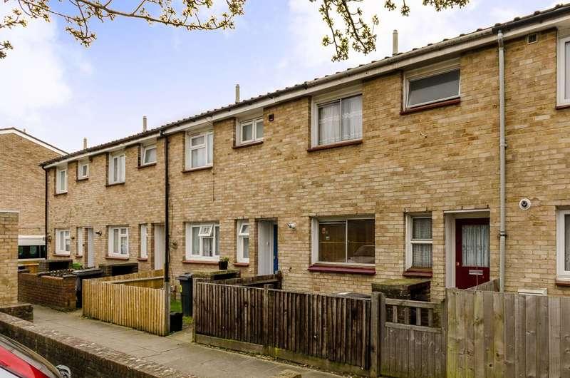 3 Bedrooms Terraced House for sale in Shoreham Close, Beckenham, CR0
