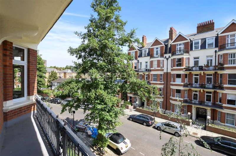 3 Bedrooms Flat for sale in Wymering Mansions, Wymering Road, Maida Vale, London, W9