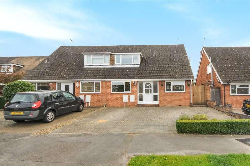 4 Bedrooms Semi Detached House for sale in Sherwood Road, Winnersh, Wokingham, Berkshire, RG41