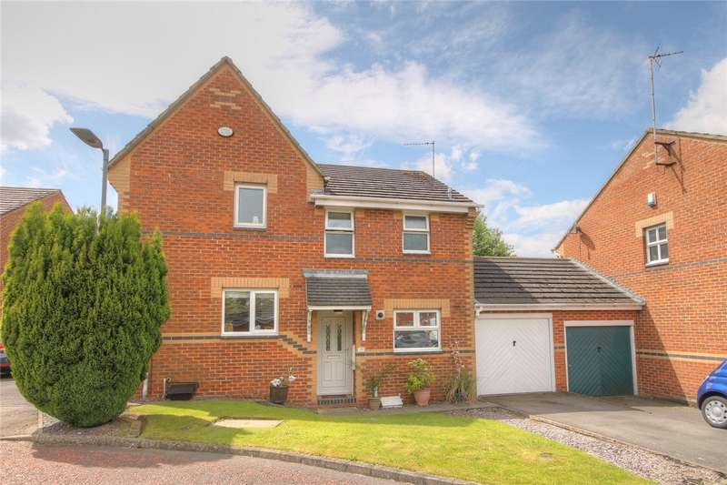 2 Bedrooms Terraced House for sale in Kirkham Way, Millers Hill, Bishop Auckland, DL14