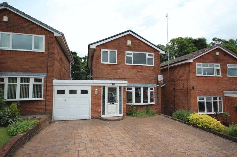 3 Bedrooms Property for sale in Armitage Close, Middleton, Manchester M24 4PA