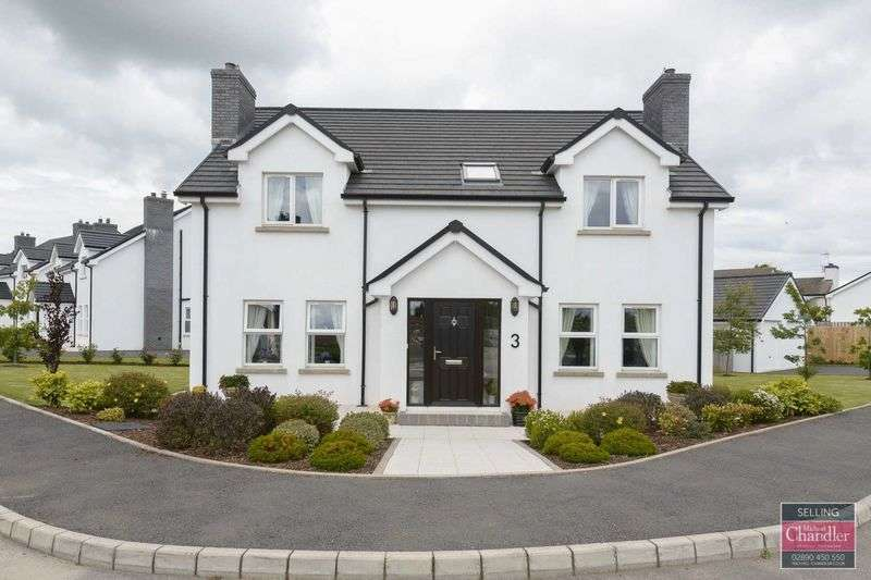 4 Bedrooms Detached House for sale in 3 Oakwood Park, Lisbane, BT23 6EY