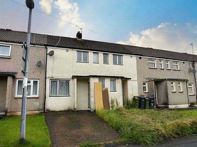 3 Bedrooms Terraced House for sale in South Avenue, Pontypool