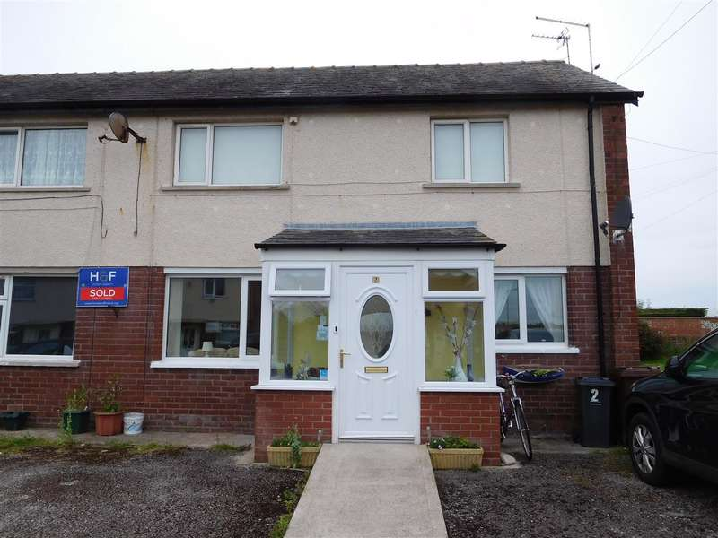1 Bedroom Apartment Flat for sale in Biggar Garth, WALNEY ISLAND