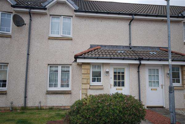 2 Bedrooms Terraced House for sale in Raylight Place, Ardrossan