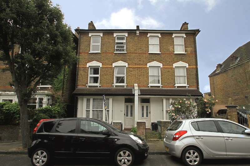 4 Bedrooms Flat for sale in Shaftesbury Road, N19