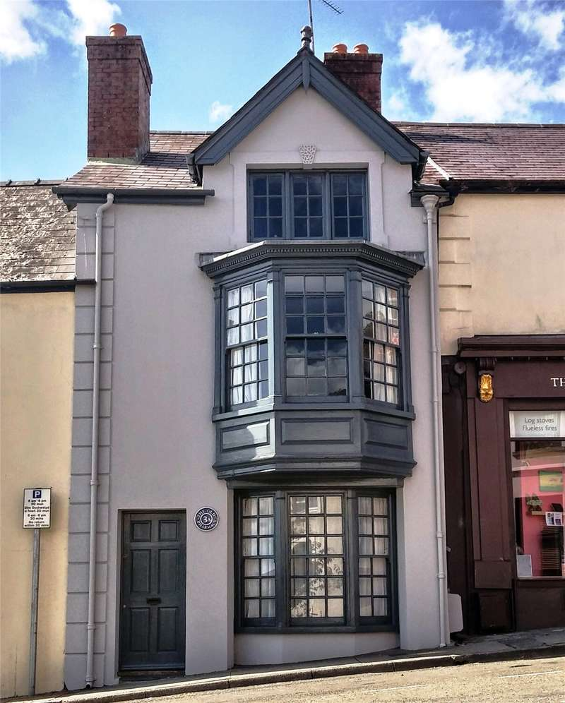 3 Bedrooms Terraced House for sale in Old Pharmacy, Market Square, Narberth, Pembrokeshire