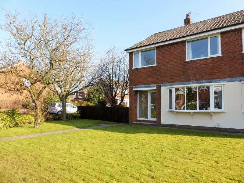 3 Bedrooms Semi Detached House for sale in Hazel Grove, Tarleton, Preston