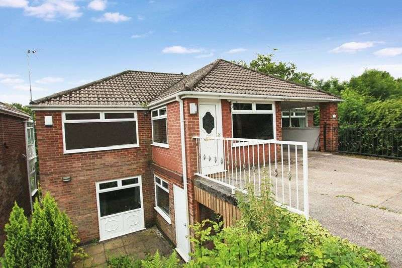 3 Bedrooms Semi Detached House for sale in Glenavon Drive, Shawclough, Rochdale OL12 6DT