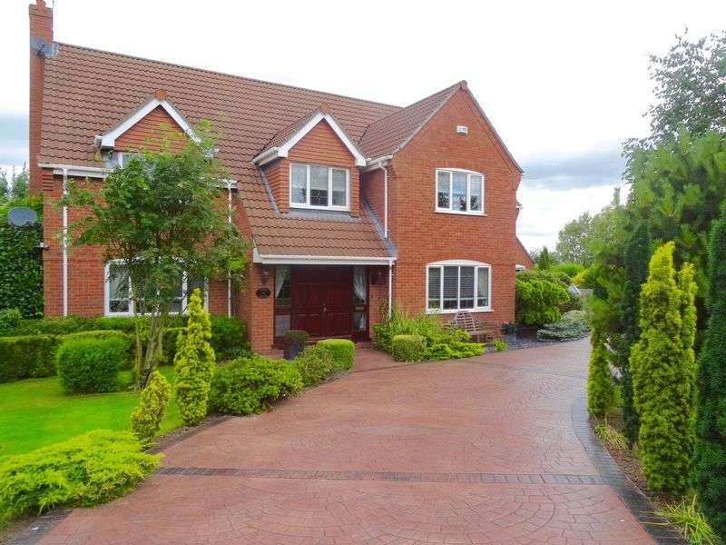 5 Bedrooms Detached House for sale in Reservoir Road, Spalding