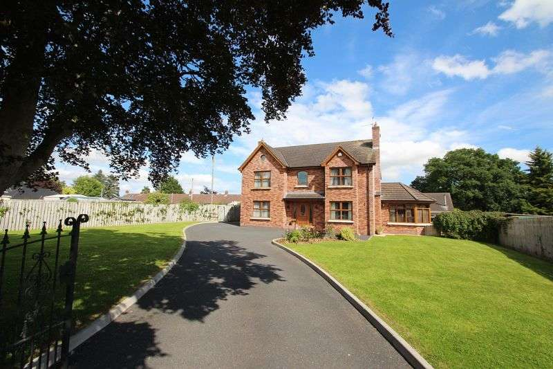 4 Bedrooms Detached House for sale in 9 Moss Road, Waringstown