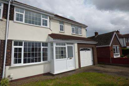 3 Bedrooms Semi Detached House for sale in Jubilee Avenue, Penketh, Warrington, Cheshire