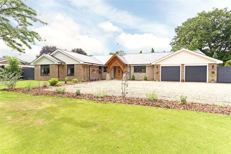 4 Bedrooms Detached Bungalow for sale in Hedgehog Lane, Haslemere, Surrey, GU27