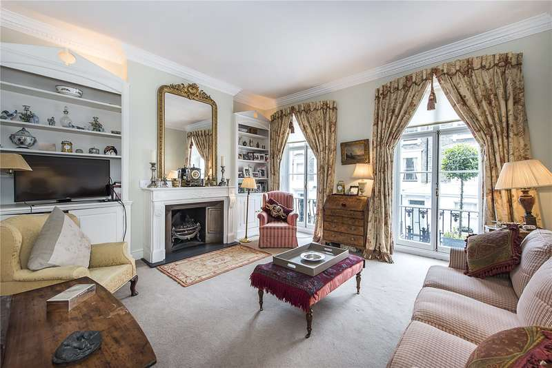 4 Bedrooms Flat for sale in Moreton Place, London, SW1V