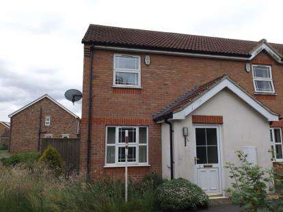 2 Bedrooms End Of Terrace House for sale in Boundary Walk, Faldingworth, Market Rasen, Lincolnshire