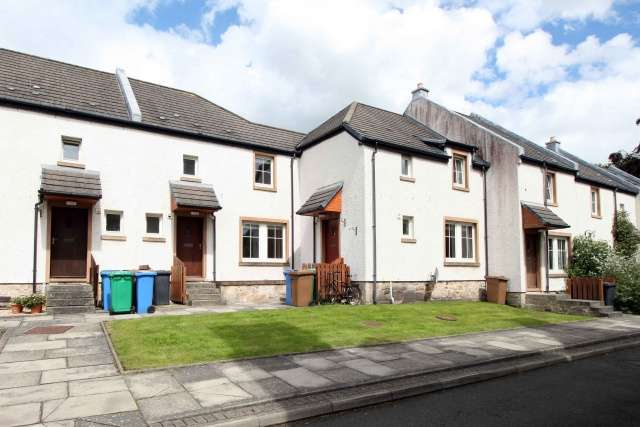 3 Bedrooms Terraced House for sale in Craigflower Court, Torryburn, Dunfermline, Fife, KY12 8LJ