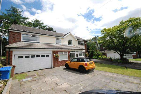 5 Bedrooms Detached House for sale in Greenwich Close, Rochdale