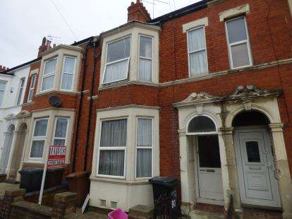 5 Bedrooms Terraced House for sale in Harlestone Road, Northampton, Northamptonshire